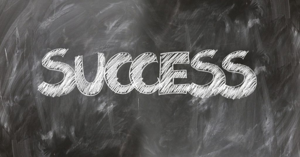 The Tells of Success
